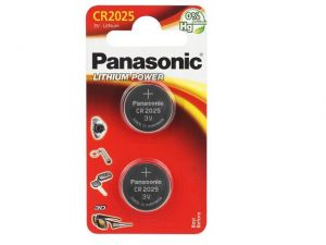 Bateria Panasonic Lithium Power CR2025 3V 1szt 506