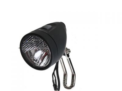 Lampa przód X-LIGHT 3W 20lux prądnica led  422